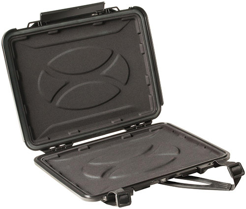 кейс Pelican 1070CC HardBack Case (with Liner)