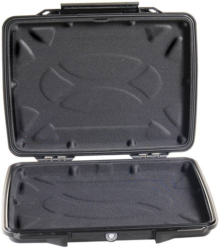 кейс Pelican 1075CC HardBack Case (with Netbook Liner)
